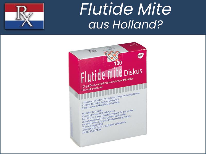 Flutide Mite Und Salbutamol