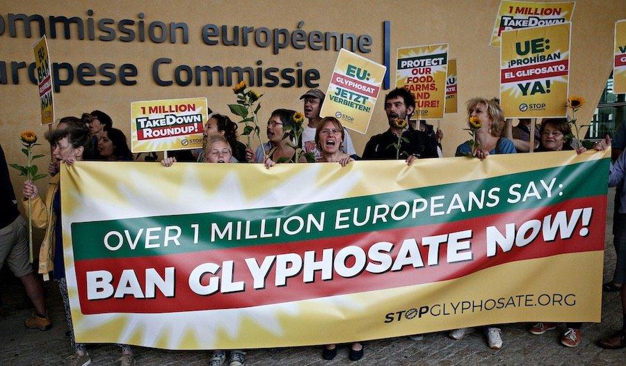 Glyphosat-demo-verbot